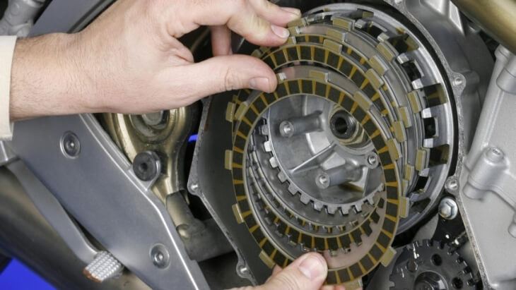 When To Change The Clutch Plate On A Bike